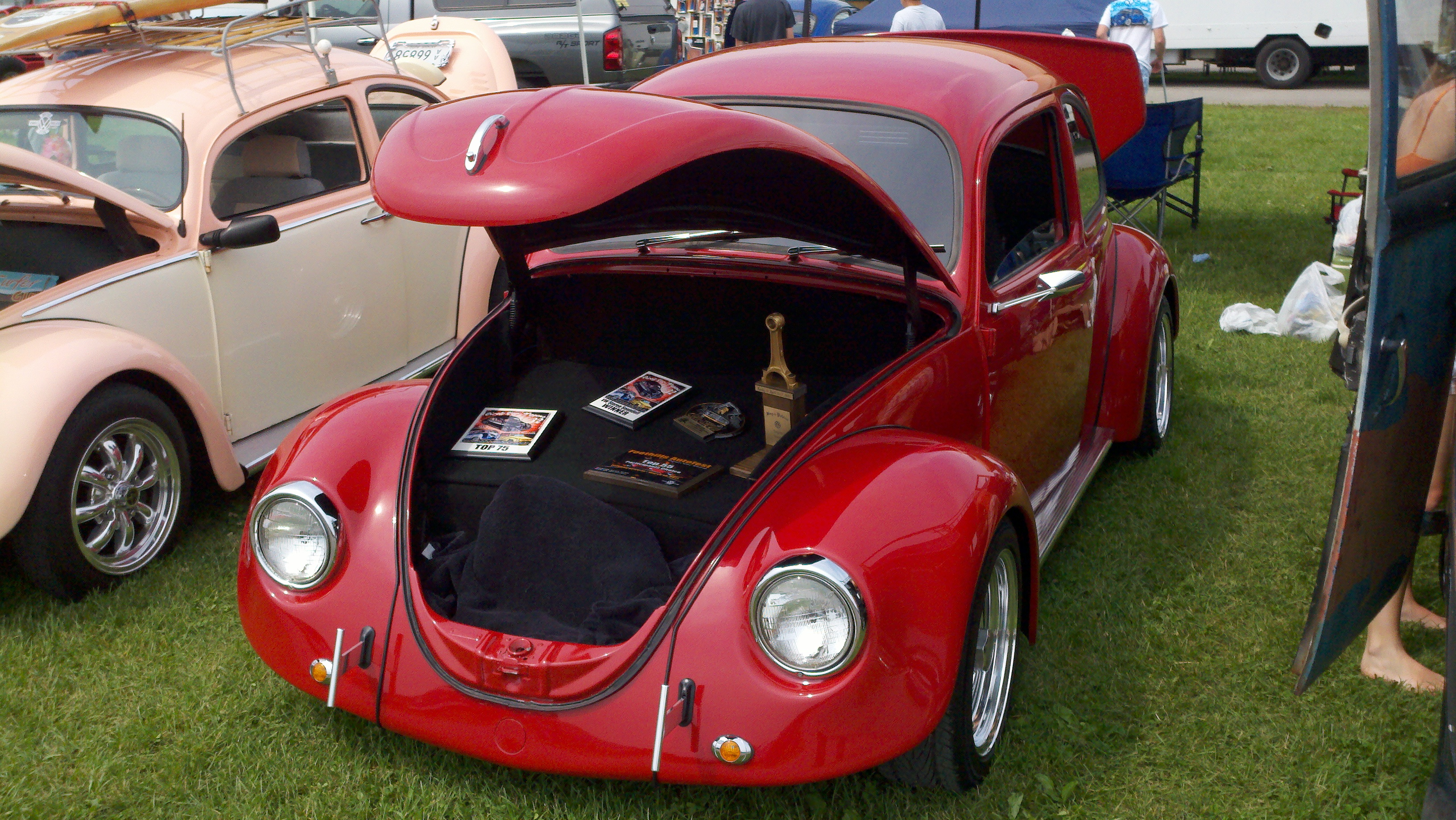 Car Craft Vw >> Creative Table Of Contents Page